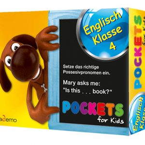 Pockets for Kids, Kl.4, Englisch