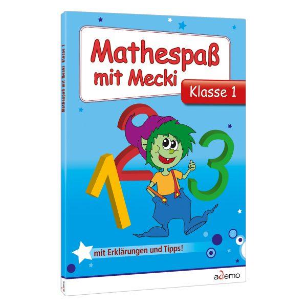 Mecki-Bücher Mathe Kl.1, Mathe