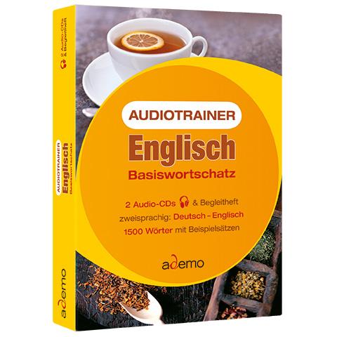 Audiotrainer Basiswortschatz, Englisch