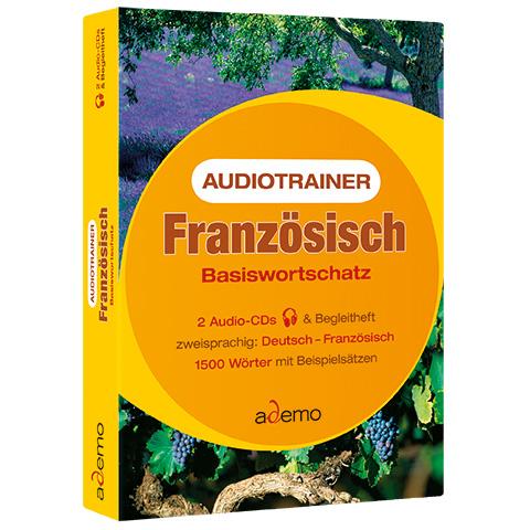 Audiotrainer Basiswortschatz, Französisch