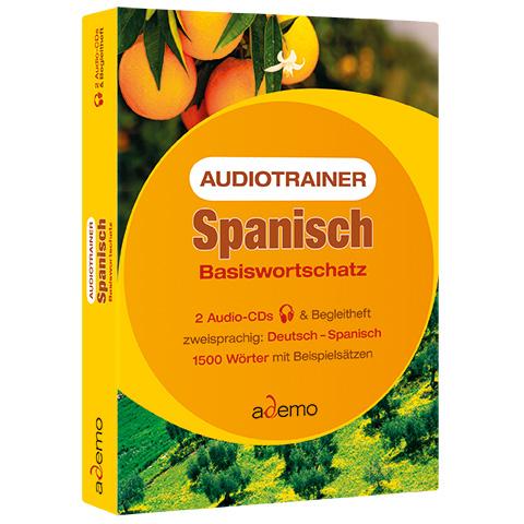 Audiotrainer Basiswortschatz, Spanisch