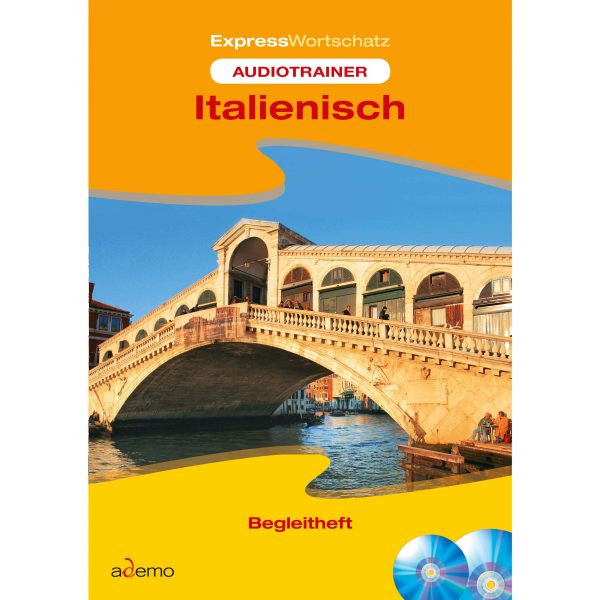 Audiotrainer Expresswortschatz, Italienisch