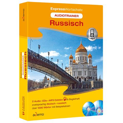 Audiotrainer Expresswortschatz, Russisch