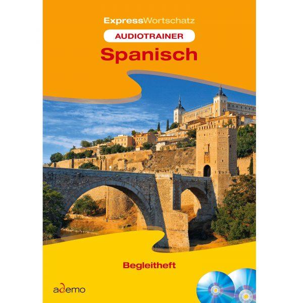 Audiotrainer Expresswortschatz, Spanisch