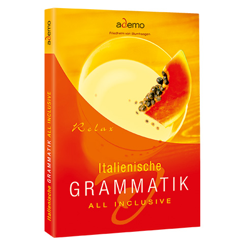 Grammatik all inclusive, Italienisch