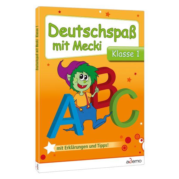 Mecki-Bücher Deutsch Kl.1, Deutsch