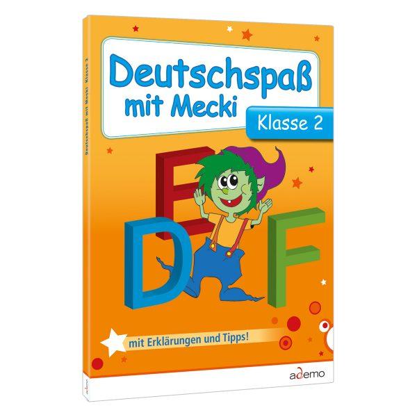 Mecki-Bücher Deutsch Kl.2, Deutsch