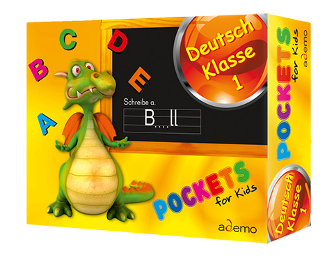 Pockets for Kids, Kl.1, Deutsch