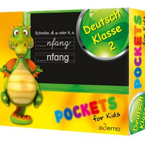 Pockets for Kids, Kl.2, Deutsch
