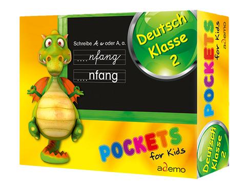 Pockets for Kids, Kl.2, Deutsch