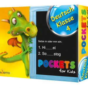 Pockets for Kids, Kl.4, Deutsch