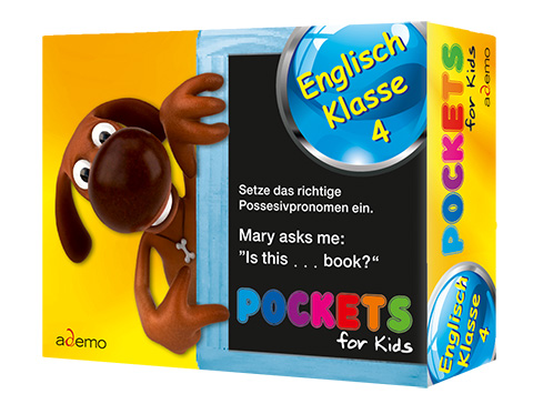 Pockets for Kids, Kl.4, Englisch