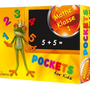 Pockets for Kids, Kl.1, Mathe