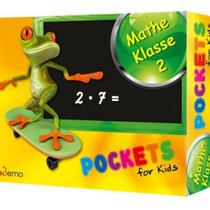 Pockets for Kids, Kl.2, Mathe