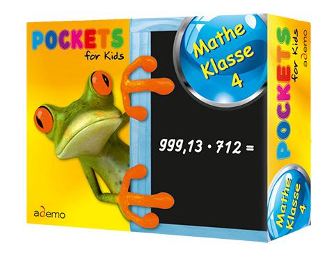 Pockets for Kids, Kl.4, Mathe